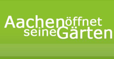 Offene Gartentür Aachen